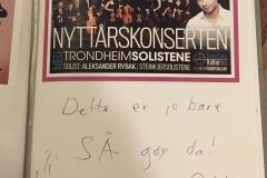 Photo: Trondheimsolistene
