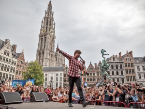 By Indra Wibisono, Official Photographer of Antwerp Pride