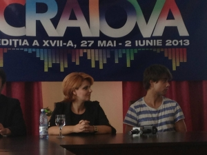 With mayor of Craiova :)