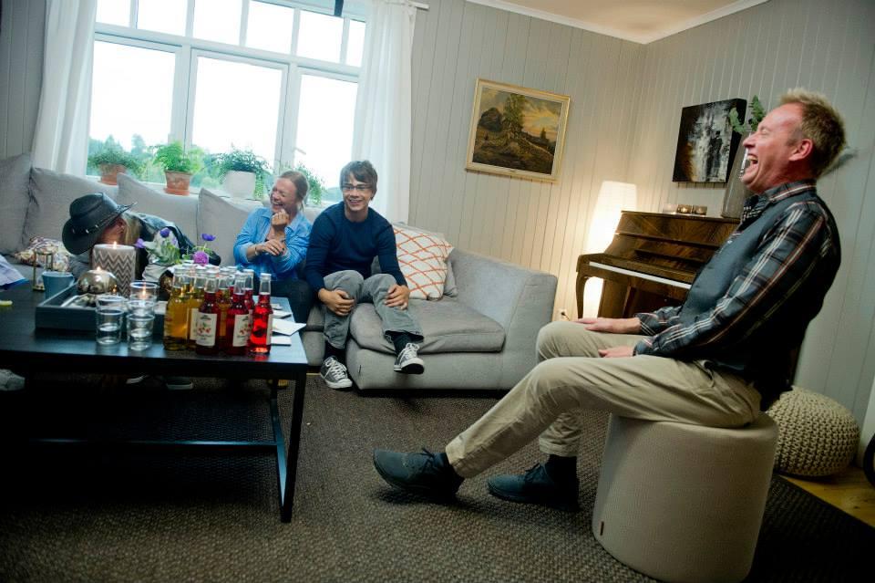 Episode 5 - Sigvart Dagslands day