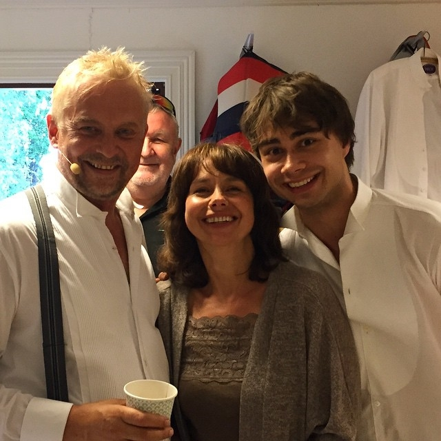 Photo: Alexander Rybak on Facebook