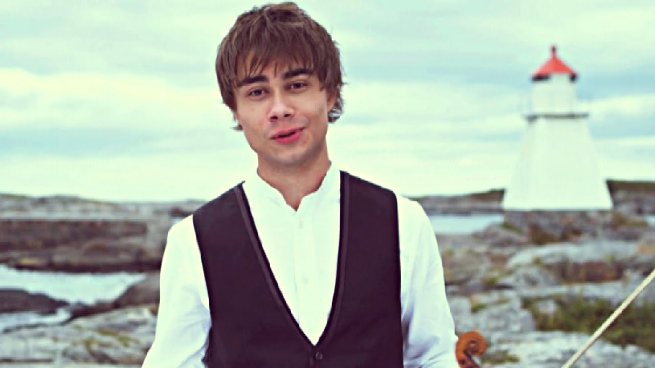 """Alexander Rybak – """"Roll With The Wind""""  (Official Music Video)"""