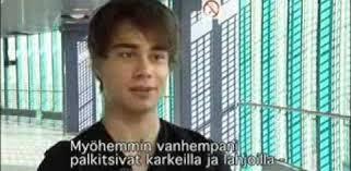 Interview in Finland