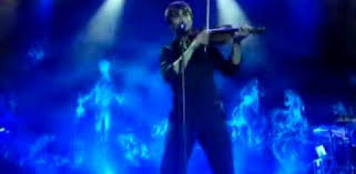"""Alexander Rybak, Concert in Oslo, Norway: """"Runaway"""""""