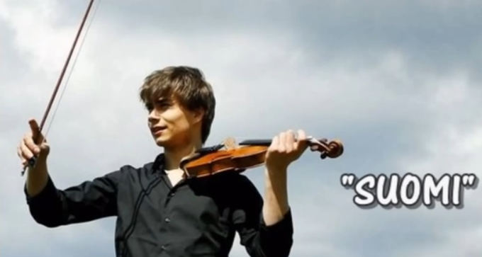 "Alexander Rybak – ""SUOMI"""