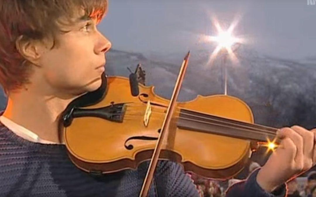 "New Video. Alexander Rybak: ""Dagdrøm"""