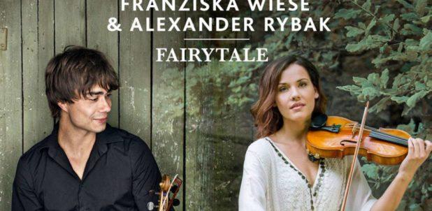 New Video: Franziska Wiese & Alexander Rybak: Fairytale Duett (Silverjam Mix)