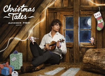 Alexander Rybaks' Christmas Tales on YouTube-videos
