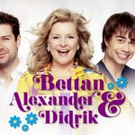 Bettan, Alexander & Didrik – Summer Show Concerts in Tønsberg, Norway