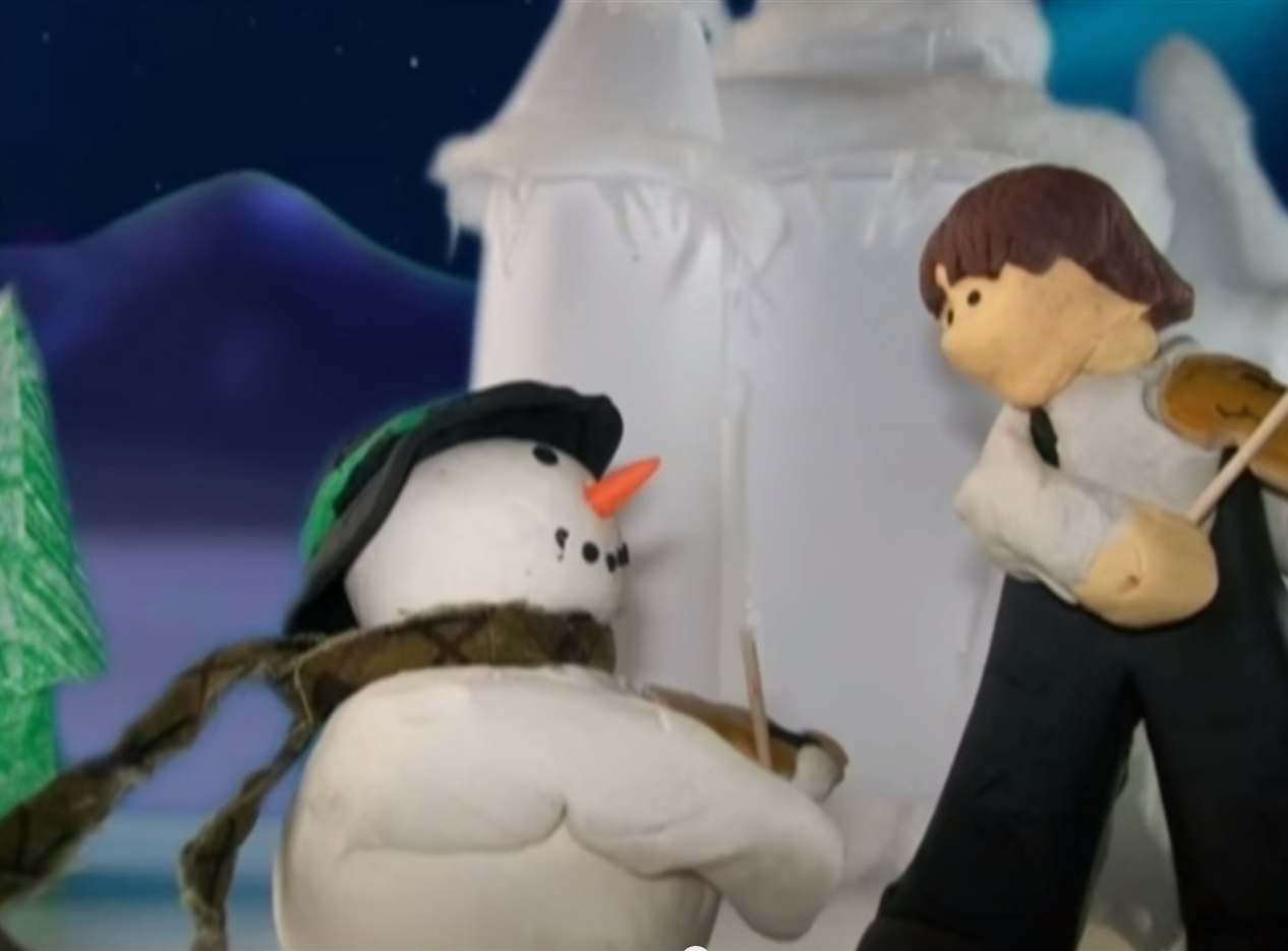 """""""Castle Made of Snow"""" (Fan Video)"""