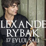 Alexander Rybak will come to Turkey! Concerts in Milas and Istanbul