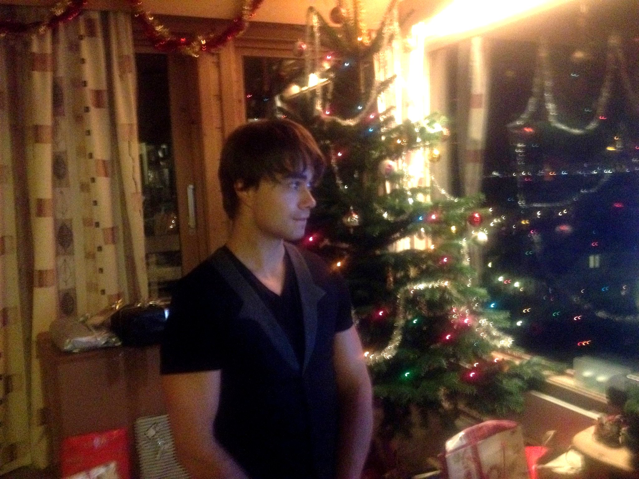 Alexander's Christmas and New Year Messages
