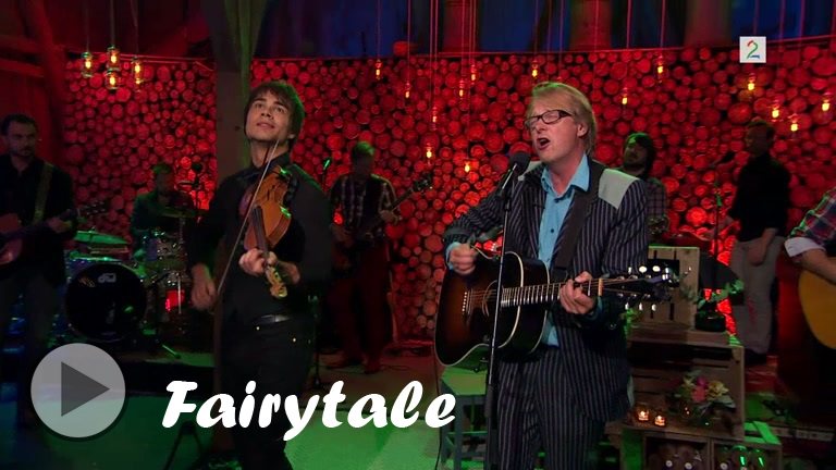 Fairytale Cover