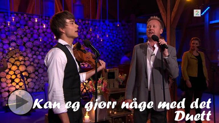 Kan eg gjørr någe med det duett