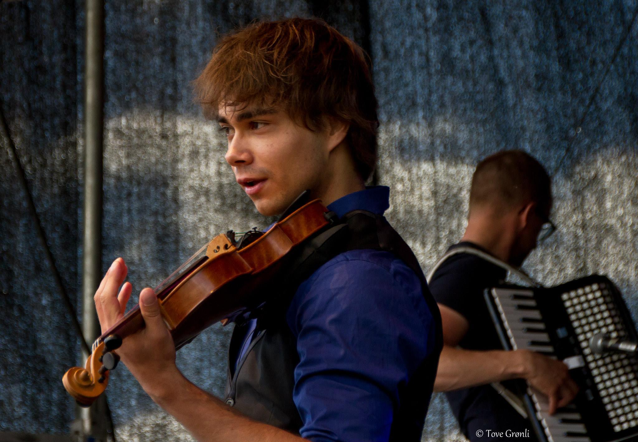 Alexander on a Musical Journey.