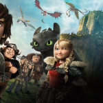 "Movie: Alexander Rybak gives voice to Hikken in ""Dragetreneren 2"""