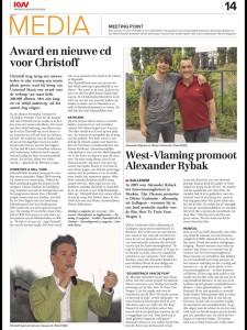 De Krant van West-Vlaanderen