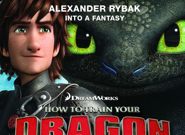 """Buy Alexanders' new song """"Into a Fantasy"""" from """"How to train your Dragon 2"""""""
