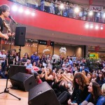 Alexander Rybak on Promotion-Tour in Lithuania