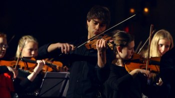 "New classical song by Alexander Rybak: ""I Dine Hender"""