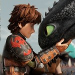 "DreamWorks Makes History; ""How to Train Your Dragon 2"", Wins the Golden Globe!"