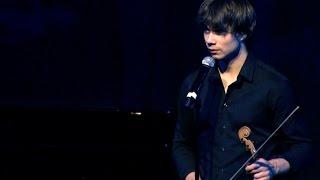 New video: Alexander Rybak – Concert Highlights from Bergen, Grieghallen