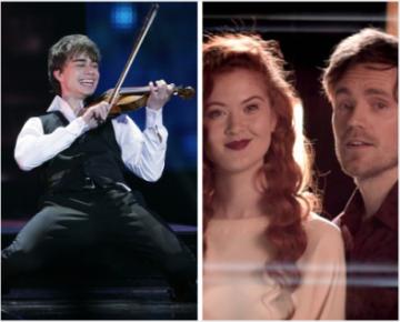NORWAY : Who sang it better – Alexander Rybak or MØRLAND & Deborah Scarlett?