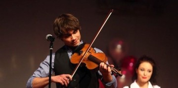 Alexander Rybak will perform with Culture-school-students