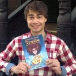 TV2.no: Alexander Rybak (29) writes fairytale about bullying