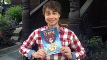 TV2.no: Alexander Rybak (29) writes fairytale about bullying