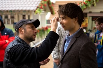 """Photos: Backstage at the making of a new music-video: """"""""КОТИК"""""""
