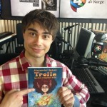 p4.no : You have never seen Alexander Rybak like this before