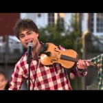 "Alexander Rybak: ""Blant Fjell"" – First live TV-performance"