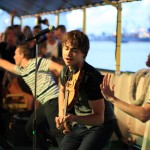"""The Musical Ferry"" hosted Alexander Rybak and Sasha Song"