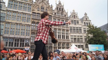 Photo/Video: Antwerp Pride Closing Festival 2015: Top-Quality by Top-Artists