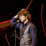"""Interview to Hungarian magazine Fidelio: """"Violin tuned for pop-music"""""""