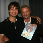 Alexander Rybak presented his debut-book – captivated the audience