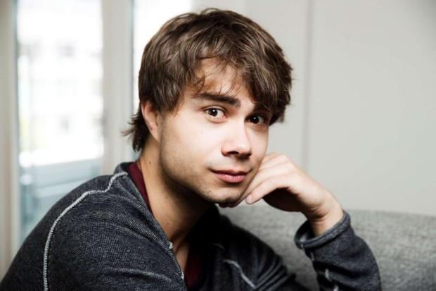 Alexander Rybak earned a  million dollar salary - leaving the net worth at 3 million in 2018