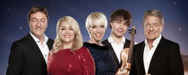 "Norway: Alexander on tour with Christmas-concerts ""Stille Natt, Hellige Natt"""