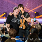 "Article: ""Rybak and MILKI met a full house"" – Concert in Grodno"