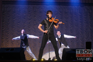 """Article: """"At the concert in Grodno, Alexander Rybak showed all aspects of music – and shook hands with the mayor"""""""