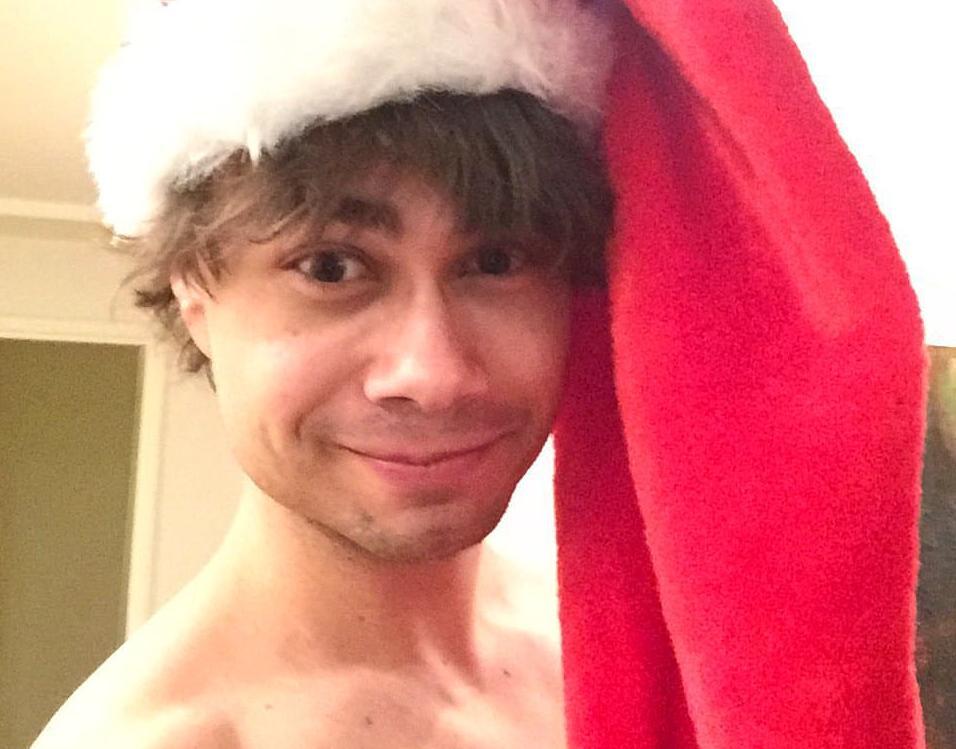Alexander Rybak: Christmas Greeting