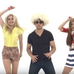 "Wiwibloggs: Milki draft in Alexander Rybak for ""Lapochka"" music-video"