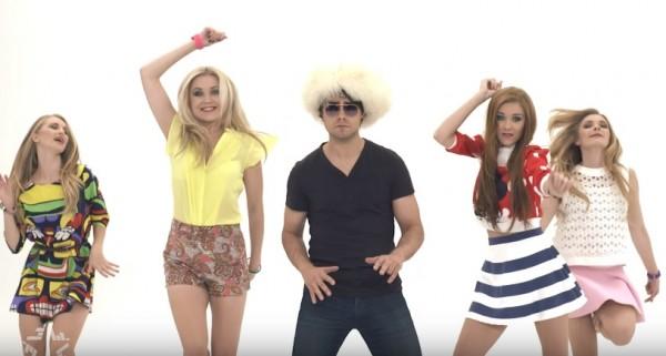 "Wiwibloggs: Milki draft in Alexander Rybak for ""Lapochka"" music-video"