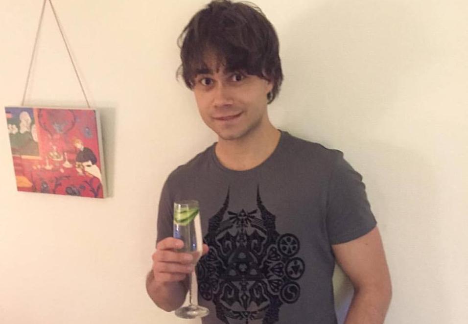 "Alexander Rybak: ""Happy New Year""!"