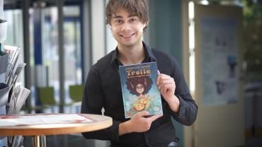 """Interview: """"Alexander Rybak – Childrens' author"""""""