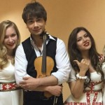 "Interview: ""Milki"" and Alexander Rybak toured the province"