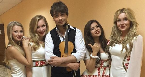 "Interview: Alexander Rybaks' group""Milki"",toured the province"