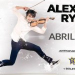 April 29th: Alexander Rybak plays concert in Argentina