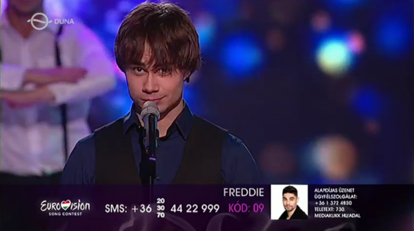 Video: Alexanders' performances in Hungary, February 27th 2016